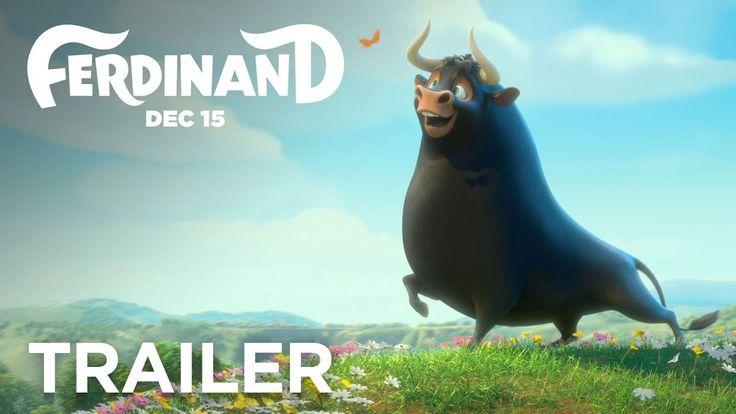 FERDINAND starring John Cena | Official Trailer | In theaters December 15, 2017