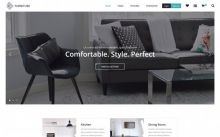 Are you looking for a responsive template for a modern online store that will give you profits? JM Lux is a Joomla eCommerce template presented as an example of furniture and decor store.  #ecommerce #Joomla #template #furniture #j2Store
