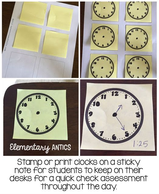The 25+ best Blank clock ideas on Pinterest Learn to tell time - clock face template