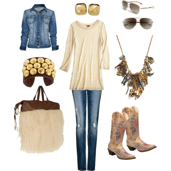 Rodeo, created by sdemes on Polyvore