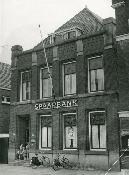 Schiedamseweg, oude Spaarbank