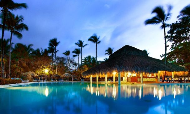 Grand Palladium Bavaro Punta Cana, Dominican Republic.