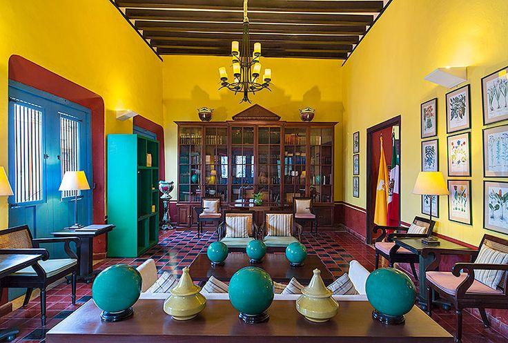 Hacienda Puerta Campeche, a Luxury Collection Hotel, Campeche - Hacienda Library