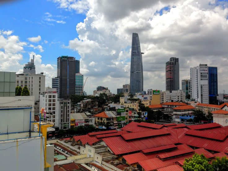 ON THE ROAD IN VIETNAM – HO CHI MINH CITY