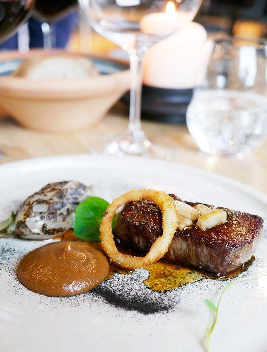 No 2. Gourmet brasserie