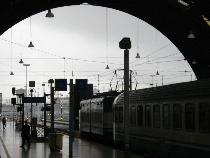 Milano Centrale - Departures