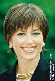 I have always loved Dorothy Hamil's hair cuts