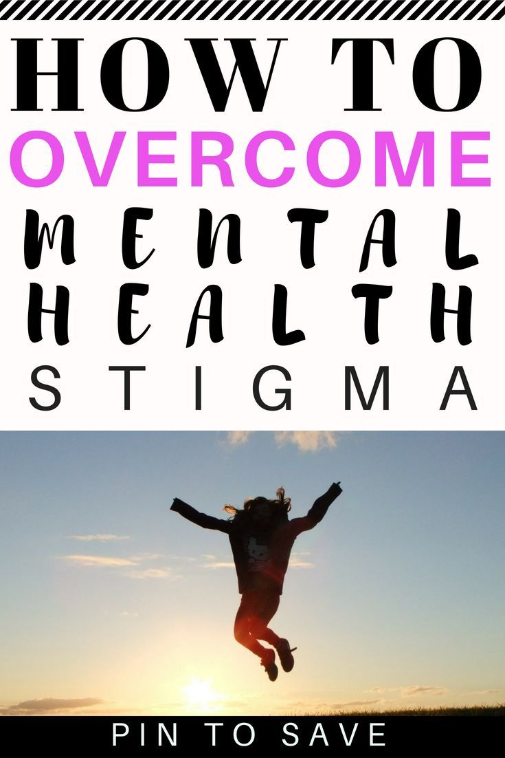 Overcoming Mental Health Stigma Mental Health Our Brain Mental