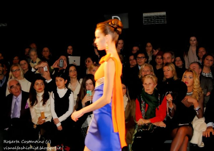 Visual Fashionist: Renato Balestra Haute Couture Alta Roma Spring Summer 2014 (FOTO e VIDEO)