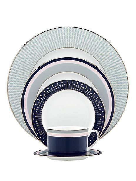 mercer drive five-piece place setting - Kate Spade New York