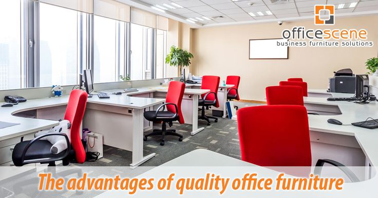 The advantages of quality office furniture - http://buff.ly/2tGfjWb?utm_content=buffer4e6b0&utm_medium=social&utm_source=pinterest.com&utm_campaign=buffer #quality #officescene #office #furniture
