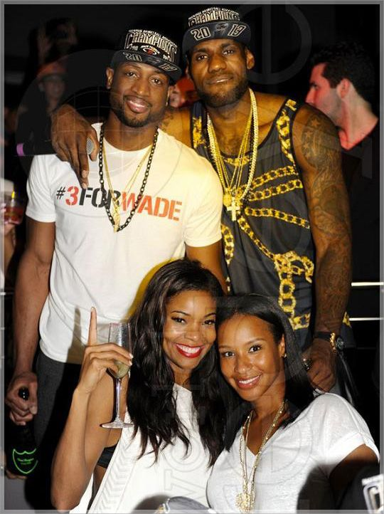 Dwyane Wade Compares LeBron James to a Wife or Girlfriend- http://getmybuzzup.com/wp-content/uploads/2013/11/213350-thumb.jpg- http://getmybuzzup.com/dwyane-wade-compares-lebron-james-to-a-wife-or-girlfriend/-  Dwyane Wade Compares LeBron James to a Wife or Girlfriend By Sandra Rose When it comes to the greatest Bromance in the history of sports, nothing compares to the love and affection that Miami Heat superstars Dwayne Wade and LeBron James have for each other. The bond th