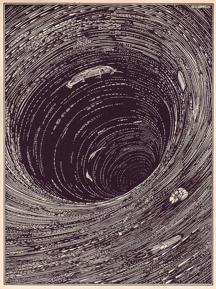 Edgar Allan Poe e Ilustrações Macabras numa Edição de Luxo