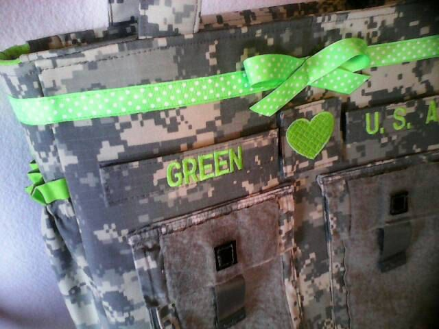 Camo diaper bag Army bag military daddy diaper bag Army Multicam made to order custom diaper bag pink saphire torquoise green purple  mint by bythebayoriginals on Etsy