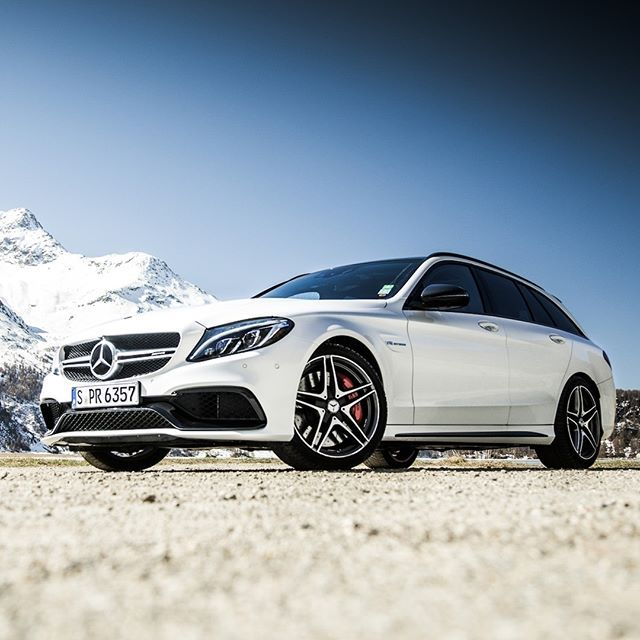#carexporter - Pro Imports Motors USA buy, import and export cars from USA -Think big! Mercedes-AMG C 63 S Estate. Photo: @joha…