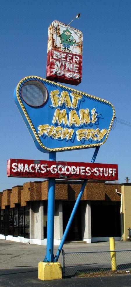 Fat Man's Fish Fry Grand Rapids, Michigan