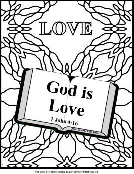 83 best images about Childrens Bible Verse Coloring Pages on