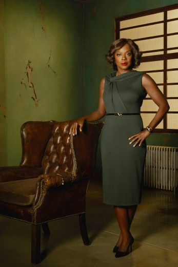 Business wear can be sexy and 9 other lessons to learn for Annalise Keating on HTGAWM.