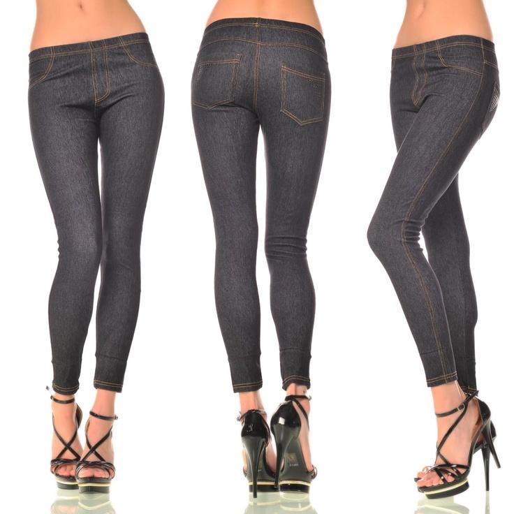 31 best jegging legging effet jeans classe et tendance images on pinterest black women. Black Bedroom Furniture Sets. Home Design Ideas
