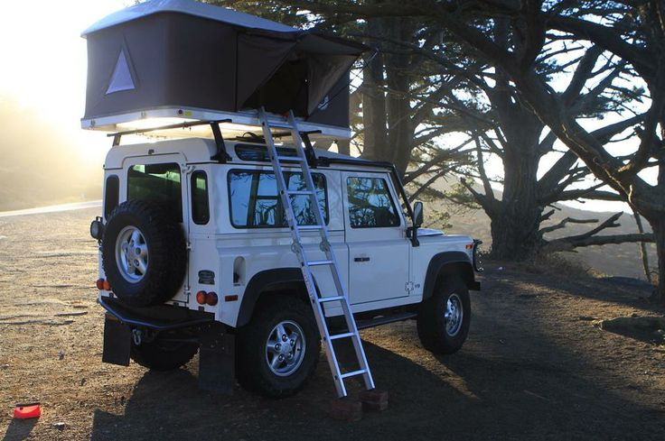 Awesome Roof Top Tent Www Bigfoottents Com Hard Shell