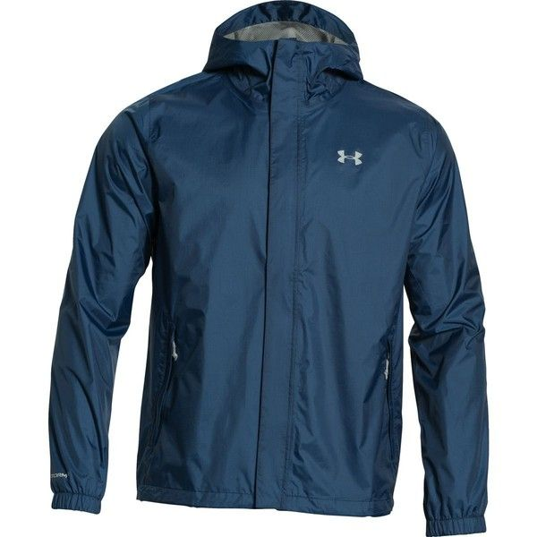 Under Armour Bora Jacket (140 AUD) ❤ liked on Polyvore featuring men's fashion, men's clothing, men's activewear, men's activewear jackets and mens activewear