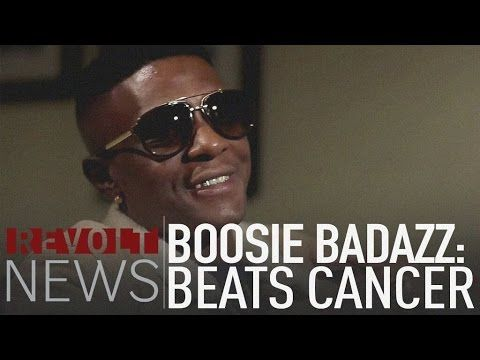 Boosie Badazz: Beat Cancer [Short Documentary]   Rapper Boosie Badazz sits down for an exclusive interview as he opens up about his kidney cancer diagnosis.  https://www.hiphopdugout.com/videos/boosie-badazz-beat-cancer-short-documentary