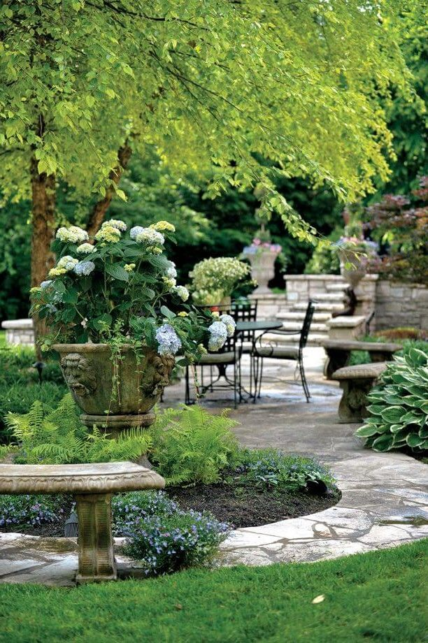 Backyard Garden Designs