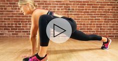 See ya later, dreadmill. 25 minute cardio core ab abs video workout plank crunch