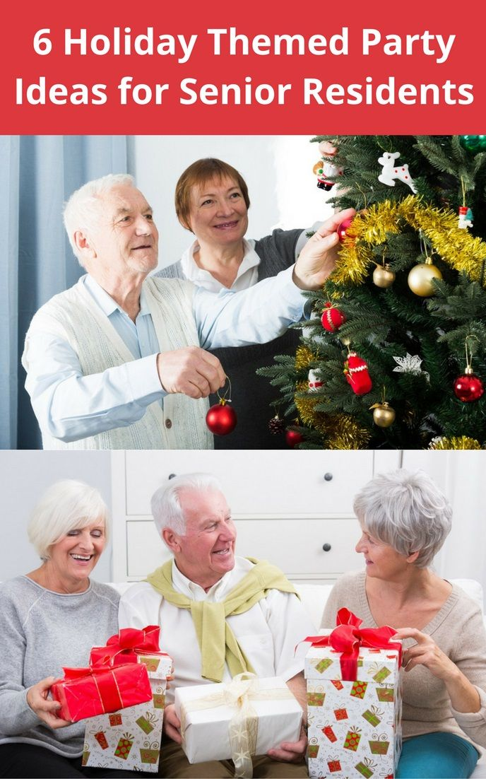 Senior Christmas Party Ideas Part - 31: 6 Holiday Themed Party Ideas For Senior Residents