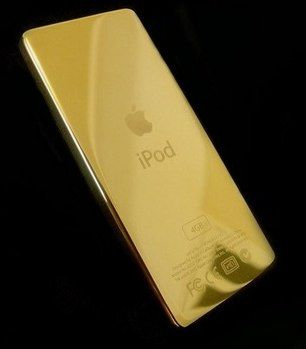 24 karas Gold Apple Products