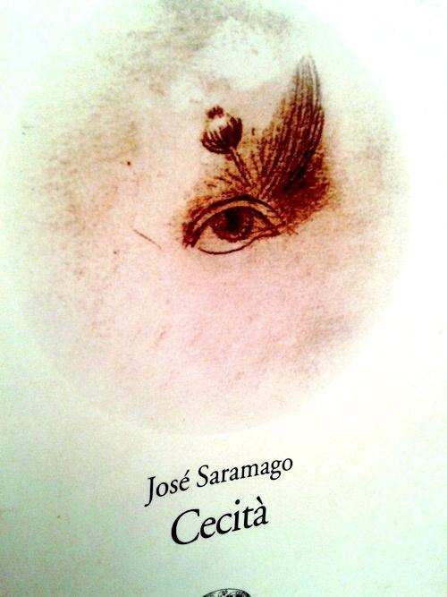 José Saramago in Cecità, ci racconta l'indifferenza e la lotta per non essere sopraffatti, ci fa cascare in un buio profondo, non quello dovuto alla mancanza della vista ma quello della coscienza umana, comprenderemo che basta poco per diventare delle bestie. Si apprezza il fatto che si entra da subito nel racconto, ti senti coinvolto dalle primissime pagine e proprio la mancanza della vista ci farà vedere meglio come siamo fatti.