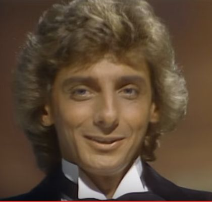 Barry Manilow Wins Pop Male - AMA 1980
