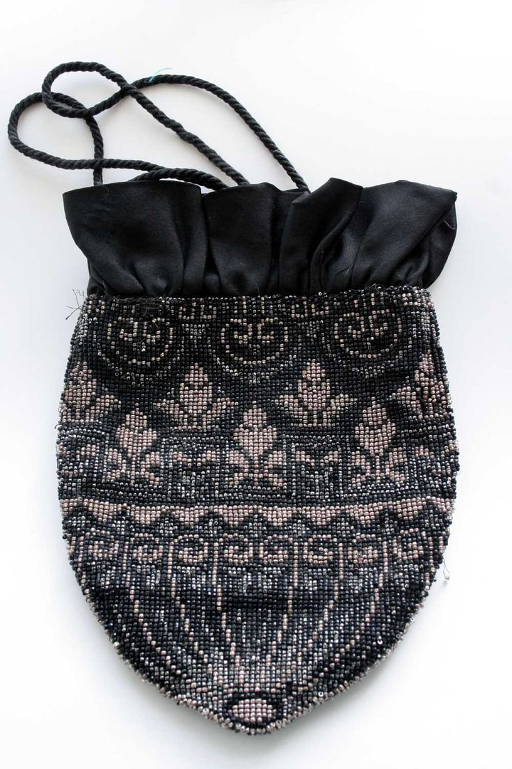beads best blubirdjunction handbags beaded bags pinterest vintage purse of antique seed by on sale glass bag images for greatsilverfox