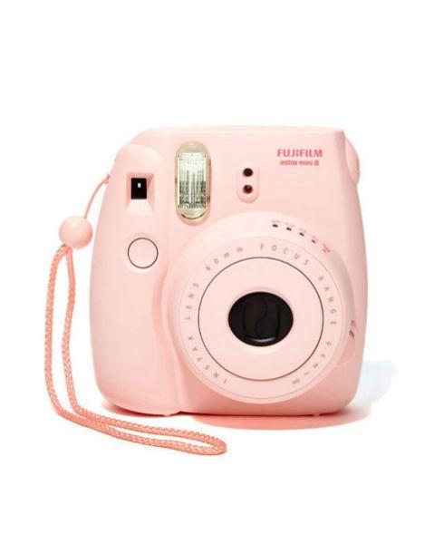 Why you should travel with a Polaroid camera. Fuji Instax Mini 8 cameras