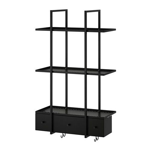 17 best images about prochains achats on pinterest thermostats cuisine and - Etagere pliante ikea ...