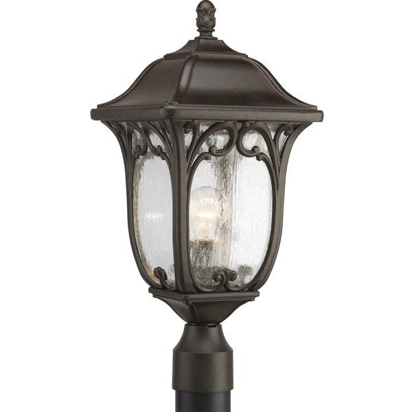 Elliot 1-Light Outdoor Post Light