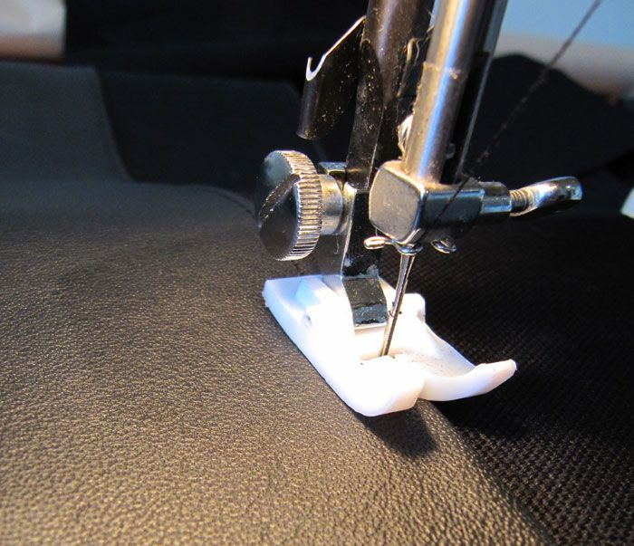 read later: info on sewing leather