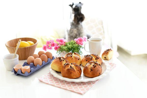 Mini panquemados de Pascua | Velocidad Cuchara