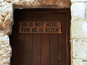 Where was Jesus Buried?: King The, Jesus Buried, Tomb Deputy, Deputy Director, Steve Bridges, Holy, Director Steve, Gardens Tomb, Ethic Newsweek