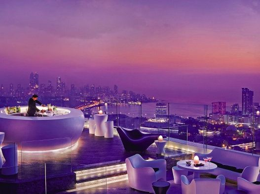 Four Seasons Mumbai - Sky Room Approved sexy rooftop!