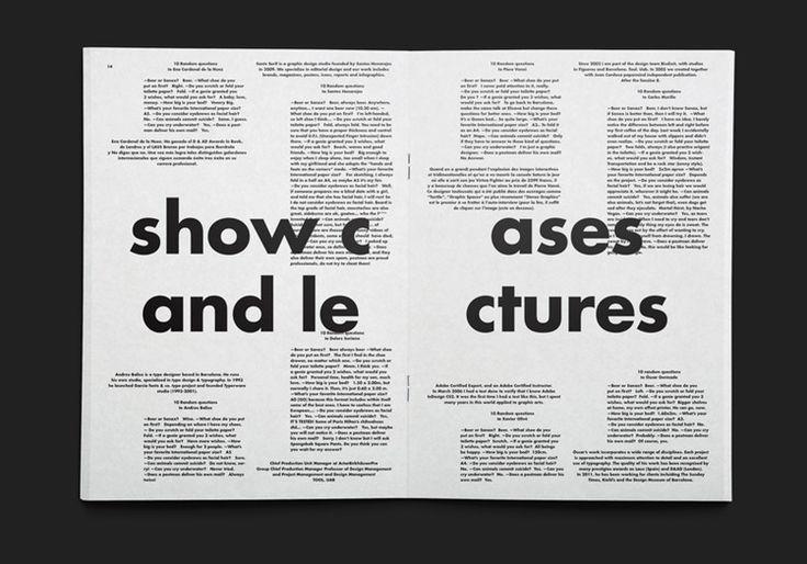 #editorial #show #cases #paper #magazine