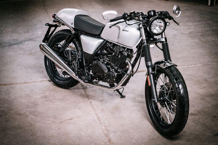 BRIXTON BX 125 R #brixton #brixtonmotorcycles #motorcycle #motorrad #moto #caferacer