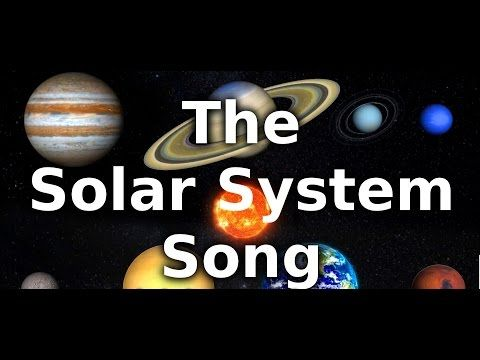 solar system song for preschoolers - photo #13