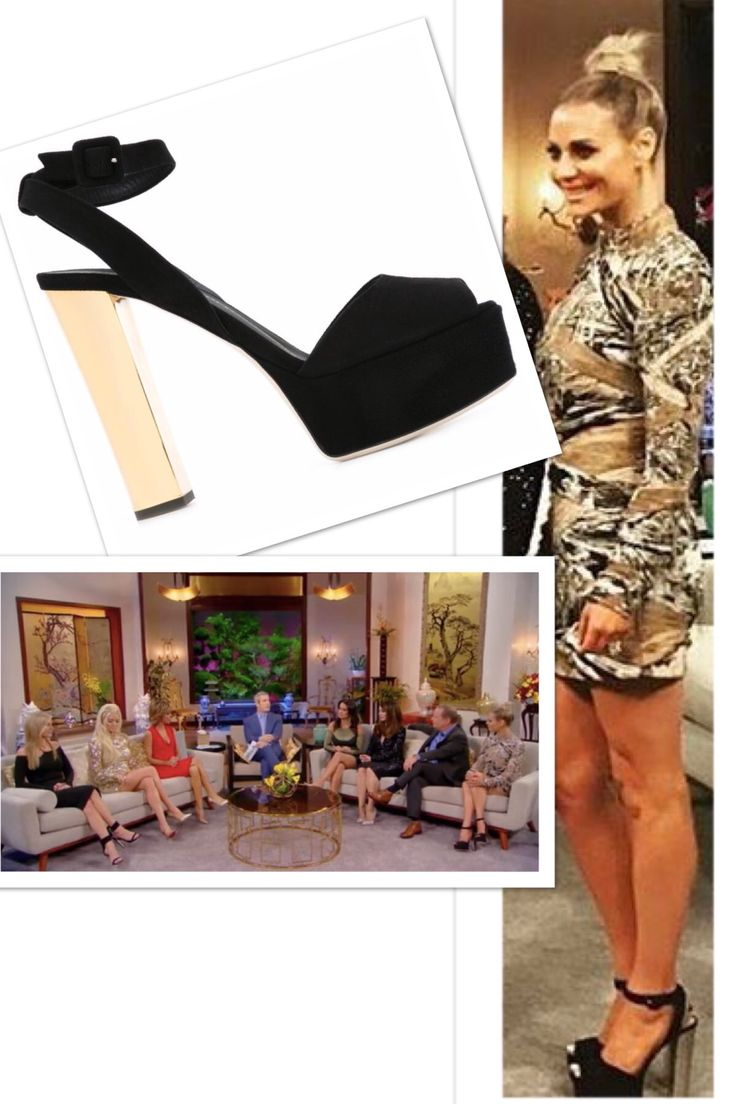 Dorit Kemsley's Real Housewives of Beverly Hills Season 7 Reunion Shoes http://www.bigblondehair.com/real-housewives/dorit-kemsleys-real-housewives-of-beverly-hills-season-7-reunion-shoes/