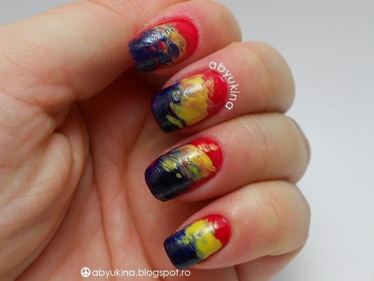 NOTD: La Multi Ani, Romania! ~ Aby's World