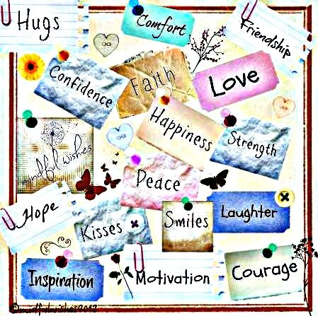 LOVE AND INSPIRATION JUST FOR YOU ! HAVE AN AWESOME DAY ! KATHARINE