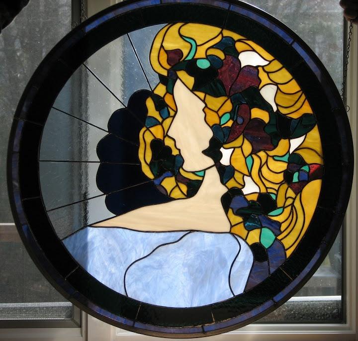 Mejores 32 imágenes de Stained Glass Creations en Pinterest   Vidrio ...
