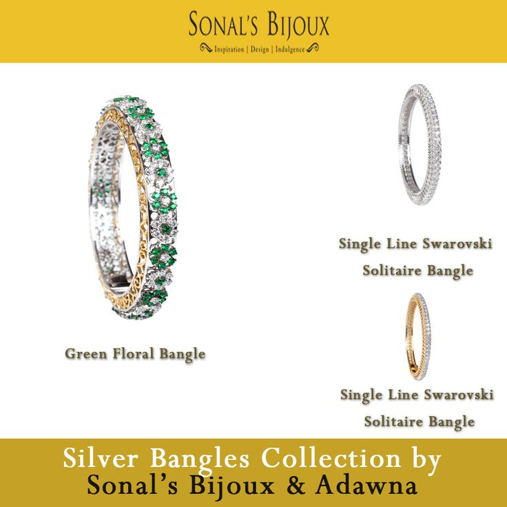 When it comes to going for silver bangles online shopping, you must pay attention to the style of the same. It can be ethnic or contemporary. It can be an ancient Victorian type or can be something tribal or nomadic. The style is crucial, and you must not forget the same.