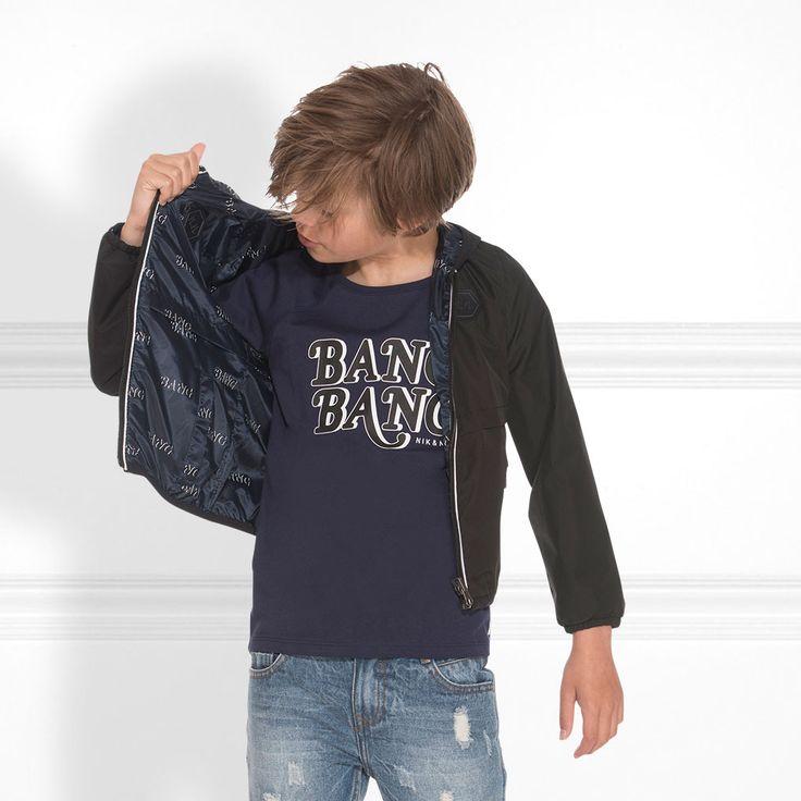 BANG BANG! Super stoer NIK & NIK tee.  http://stoerkids.nl/shop/kinderkleding/stoere-jongenskleding/jongens-t-shirt-nik-nik-sabir/