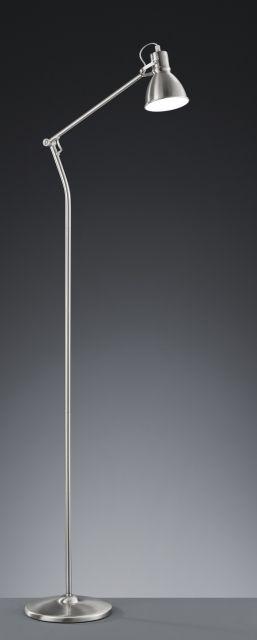 400500107 Trio - stojanová lampa - 1400mm - matný nikel